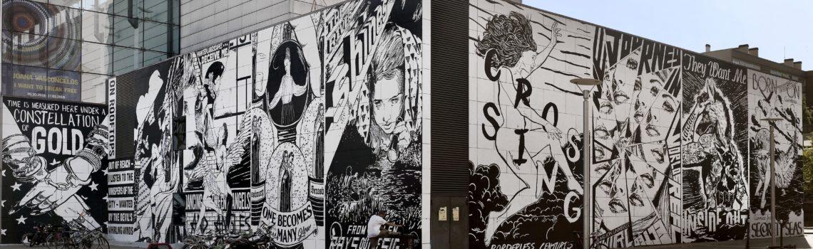 Street art, l'art dans la ville Vendredi 21 février