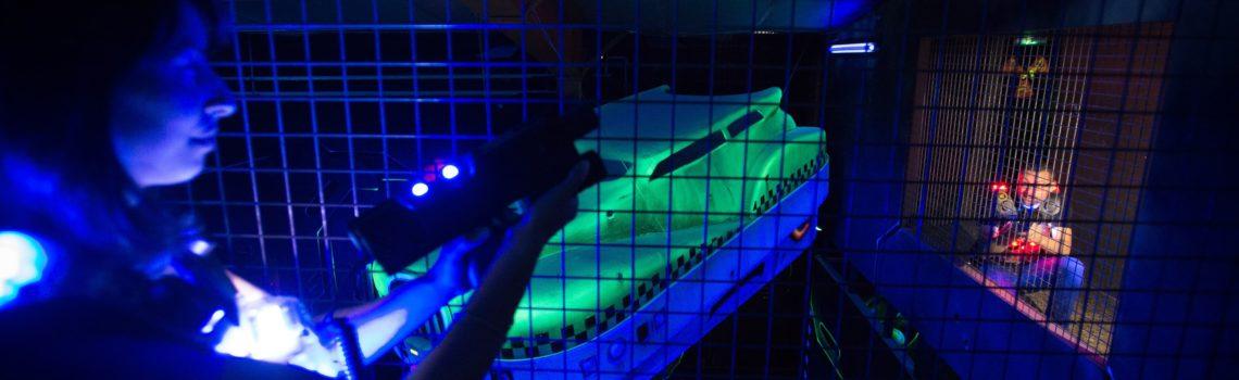 Sortie lasermaxx- Mardi 18 février